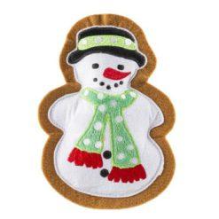 Wagnolia Snowman