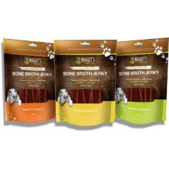 Nuggets Beef Bone Broth Jerky