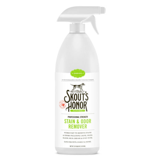 Skout's Honor Pet Stain & Odor Remover