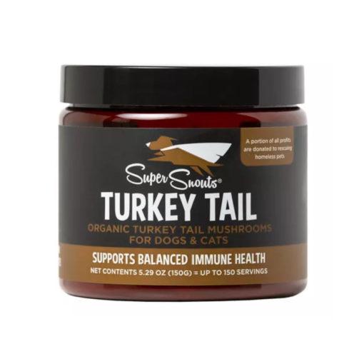 Super Snouts Turkey Tail