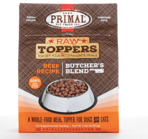 prm topper beef