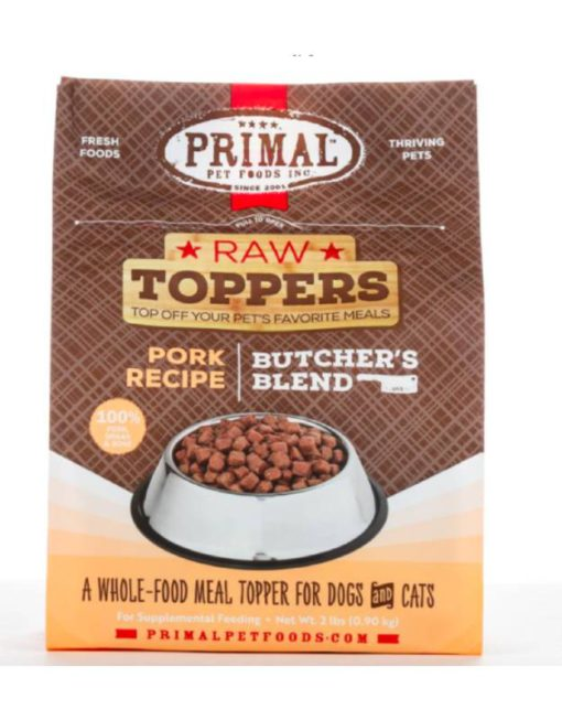prm topper pork